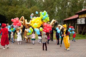 Эксклюзивный детский праздник