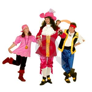 Нетландии пираты